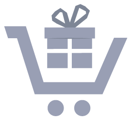 gift cart icon